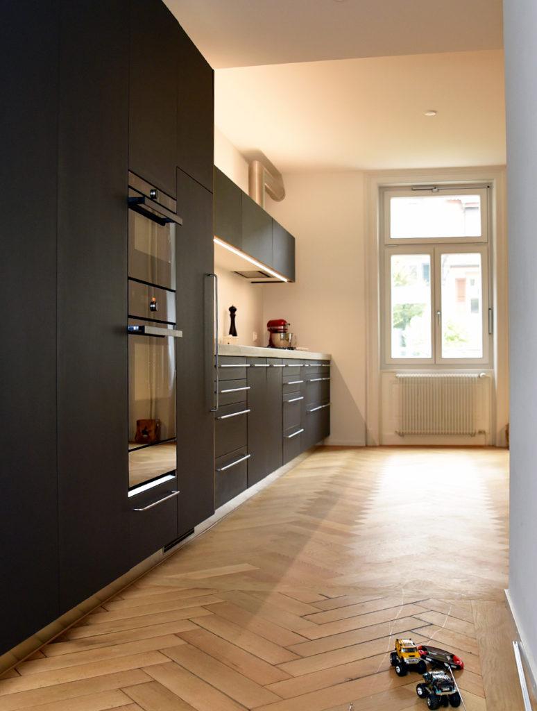 Küche Linoleum